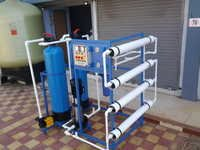 Mineral Water Treatment Plant 1000LPH