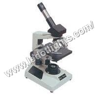 INCLINED MONOCULAR MEDICAL MICROSCOPE