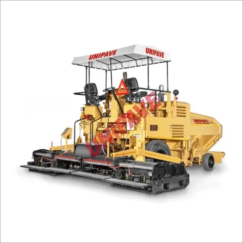 Mechanical Paver With Hydraulic Conveyor