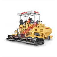 Wet Mix Mechanical Paver Finisher