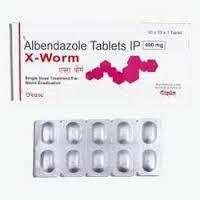 Albenza (Albendazole) 400mg Tablet