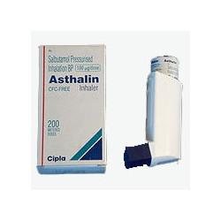 Asthalin Inhaler (Salbutamol 100mcg)