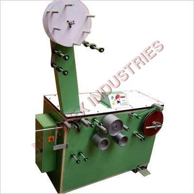 Cotton Tape Rolling Machine