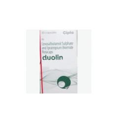 Duolin Rotacaps (Generic Combivent)