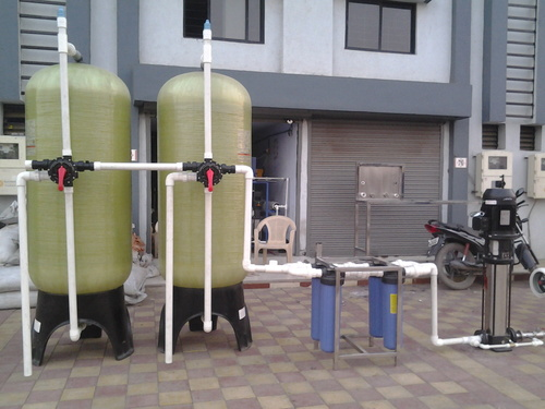 Mineral Water Treatment Plant 4000LPH