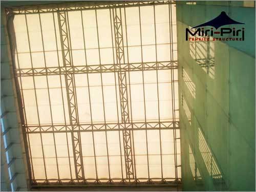 Industrial Fibreglass Structures