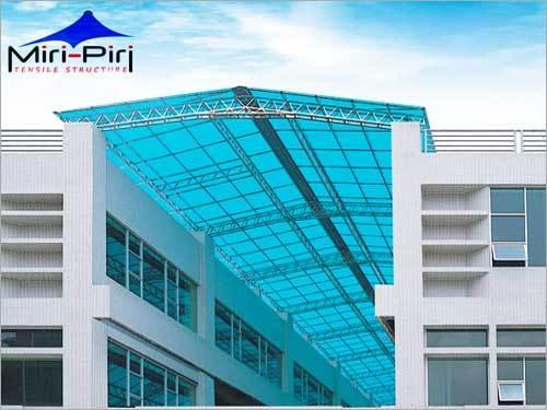 Fibre Glass Sheds For Flats
