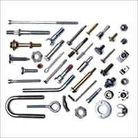 Fasteners Nut Bolt Parts