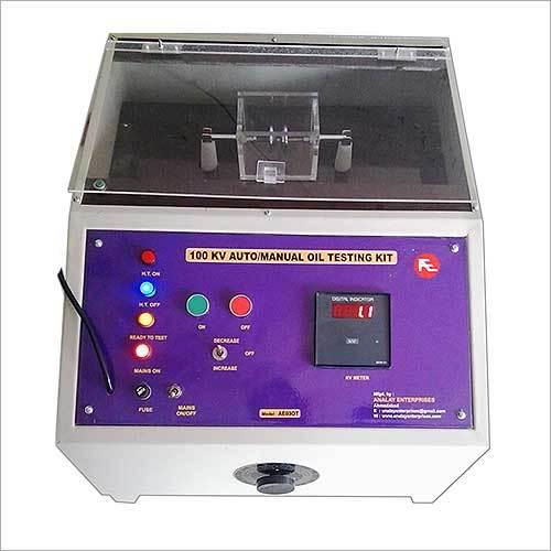 Transformer Oil Testing Kit