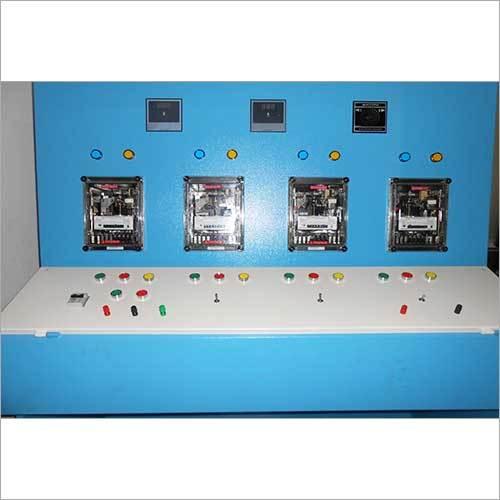Electromechanical Relay Testing Bench