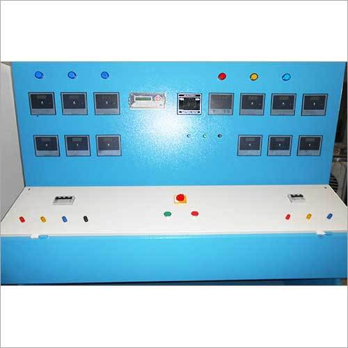 Motor Protection Relay Testing Bench