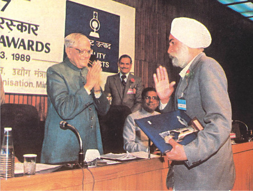 National Award 1989