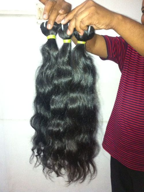 HUMAN HAIR EXTENSION 18""