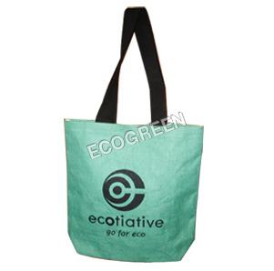 Jute Tote Bags Printed