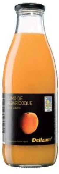 Spanish Organic Apricot Juice