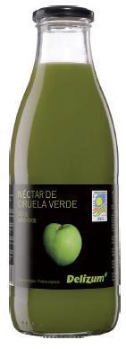 Spanish Organic Green Plum Juice
