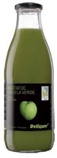 Spanish Organic Green Plum Juice