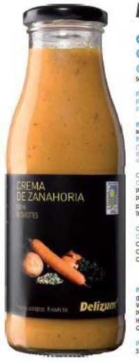 Spanish Organic Carrot Creme