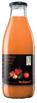Spanish Organic Gazpacho