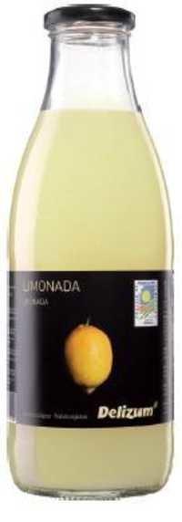 Spanish Organic Lemon Juice