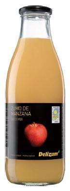 Spanish Organic Apple Juice