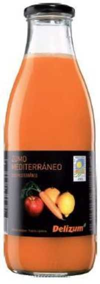 Spanish Organic Mediterranean Juice