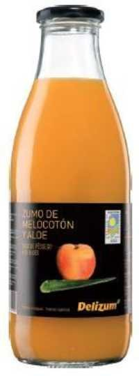 Spanish Organic Peach Juice