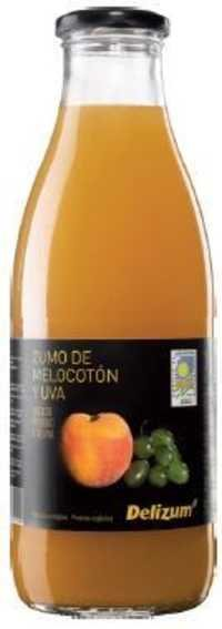 Spanish Organic Peach and Aloe Juice