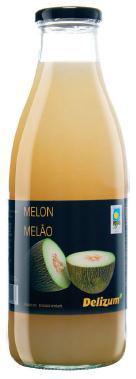 Spanish Organic Melon Juice