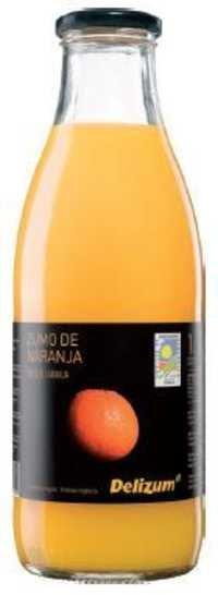 Spanish Organic Orange Juice