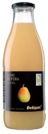 Spanish Organic Pear Juice