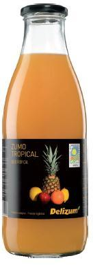 Spanish Organic Tropical Juice