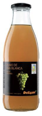 Spanish Organic Grape Juice