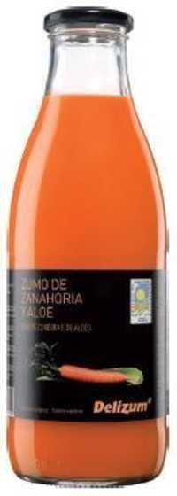 Spanish Organic Carrot and Aloe Juice