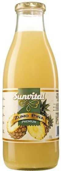 Spanish Natural Pineapple Juice