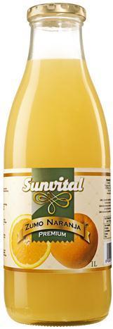 Spanish Natural Orange Juice