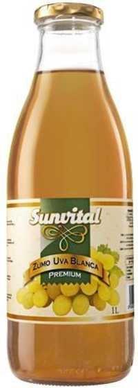 Spanish Natural White Grapes Juice