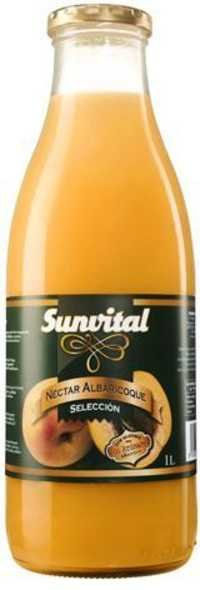 Spanish Natural Peach Juice