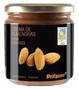 Spanish Natural Almond Cream