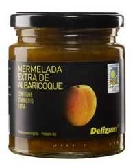 Spanish Bio Apricot Jam with Agave Syrup