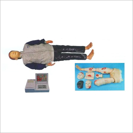 FIRST AID SKILLS TRAINING MODELS