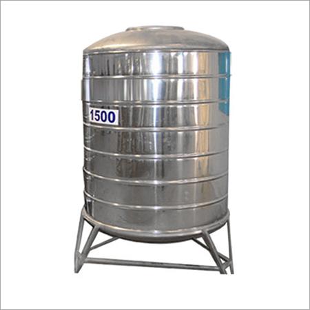 Industrial Steel Tank