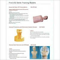 FIRST AID SKILLS TRAINING MODELS 7