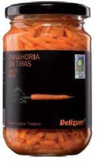 Spanish Carrot Stripes