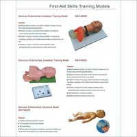 FIRST AID SKILLS TRAINING MODELS 8