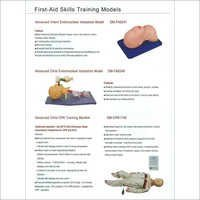FIRST AID SKILLS TRAINING MODELS 9