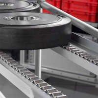 Stub Type Roller Conveyor