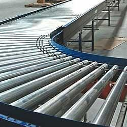 Radius Roller Conveyors