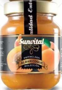Spanish Natural Albaricoque Jam