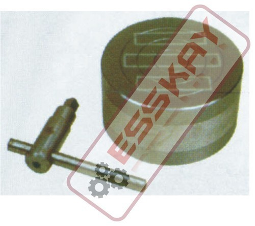 Permanent Magnetic Chuck (round)